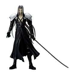 Final fantasy Sephiroth Figurines articulées
