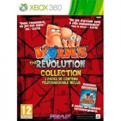 Worms The Revolution Collection