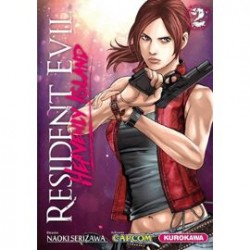Resident Evil Heavenly Island Tome 02