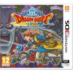Dragon Quest 8 Lodyssée du roi maudit