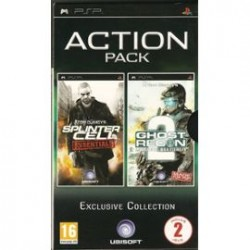 SPLINTER CELL, Essentials TOM CLANCY'S GHOST RECON, Advance Warfighter 2