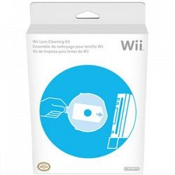 Nintendo Wii Lens Cleaning Kit