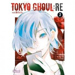 Tokyo ghoul : Re Tome 2