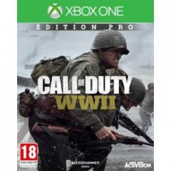 Call of Duty World War 2 Edition Pro