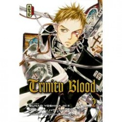 Trinity Blood Tome 02