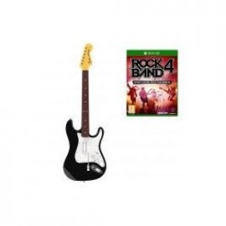 Rock Band 4 + Guitare sans fil