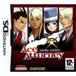 Ace Attorney - Apollo Justice