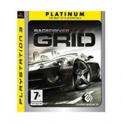 Race Driver - Grid - Platinum