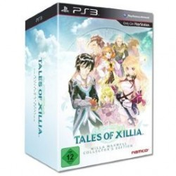 tales of xillia collector mina maxwell
