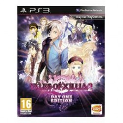 Tales of Xillia 2 - Edition Day one