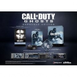 Call of Duty - Ghosts - Hardened Edition