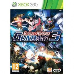 Dynasty Warriors - Gundam 3