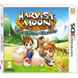 Harvest Moon La Vallée Perdue