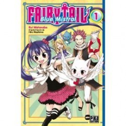 Fairy tail - Blue mistral - Tome 1