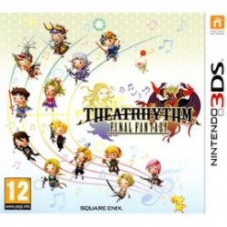 Theatrythm - Final Fantasy