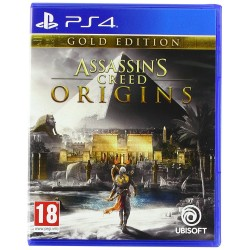Assassins Creed Origins Edition Gold