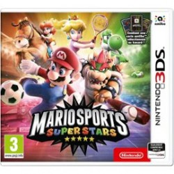 Mario Sports Superstars + Carte amiibo