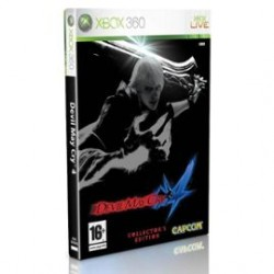 Devil may cry 4 collector