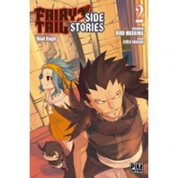 Fairy Tail - Side Stories - Tome 2