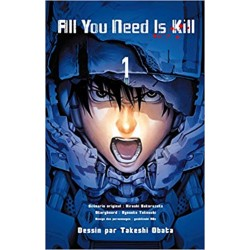 All you need is kill Vol.1