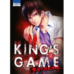 King's Game Extreme - Tome 2