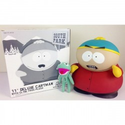 "Deluxe Official Cartman 11""+ Clyde Frog Mezco 2006 Limited Edition ULTRA RARE"