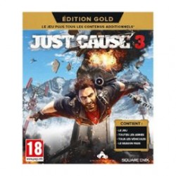 Just Cause 3 - Edition Gold