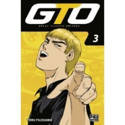 GTO -Edition 20 ans - Tome 3