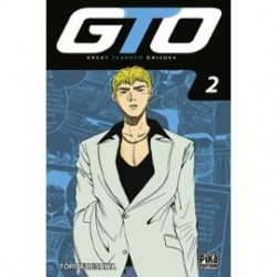GTO - Edition 20 ans - Tome 2