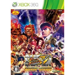 STREET FIGHTER 4 IV ARCADE EDITION Japan