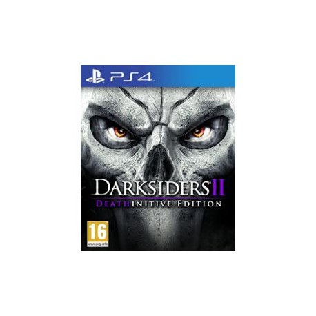 Darksiders II - Deathinitive Collection