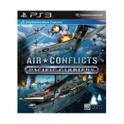 Air Conflicts - Pacific Carriers