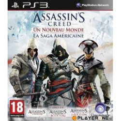Assassin's Creed : Birth Of A New World - The American Saga