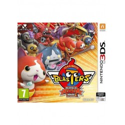 Yo-Kai Watch Blasters : Peloton du chat rouge