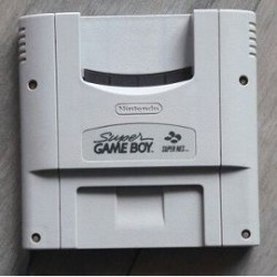 Super Game Boy - Adaptateur Gameboy Pour Super Nes