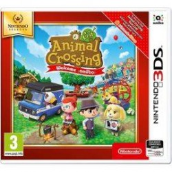Animal Crossing - New Leaf - Welcome amiibo - Nintendo Selects