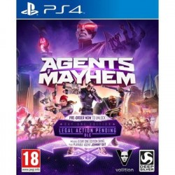 Agents of Mayhem : Day One Edition