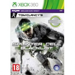 Tom Clancy's Splinter Cell Blacklist Classics Best Seller