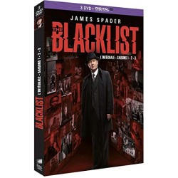 The Blacklist Saisons 1 a 3