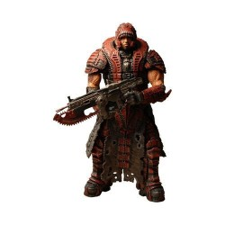 Gears of War 2 Dominic Santiago Theron Desguise