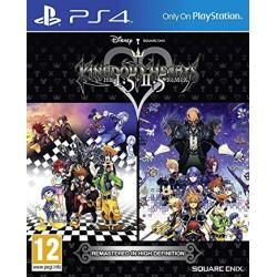 Kingdom Hearts HD 1,5 + 2,5 Remix