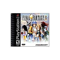 Final Fantasy 9 US