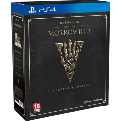 The Elder Scrolls Online Morrowind Edition Collector