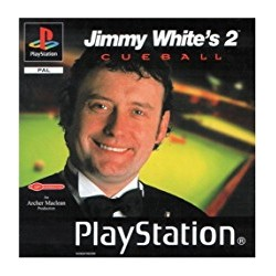 Jimmy White Cueball 2 White Label
