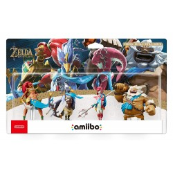 Amiibo Prodiges de The Legend of Zelda Breath of the Wild
