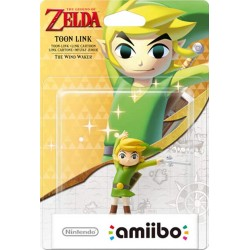 Amiibo The Legend of Zelda The Wind Waker Link Cartoon