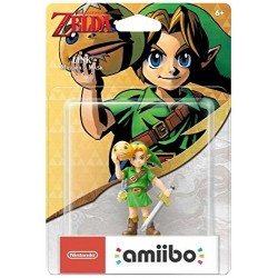 Amiibo The Legend of Zelda Majoras Mask Link