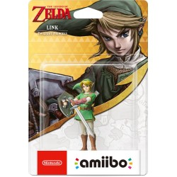 Amiibo The Legend of Zelda Twilight Princess Link