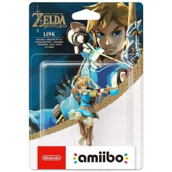 Amiibo The Legend of Zelda Link Archer