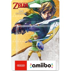 Amiibo Collection The Legend of Zelda Link: Skyward Sword